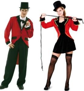 Los mejores disfraces temáticos para parejas.