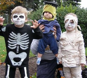 Ideas para disfraces infantiles caseros