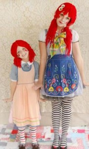 Ideas para disfraces infantiles caseros.