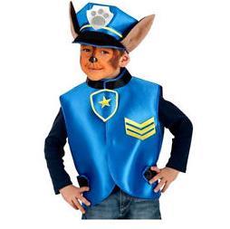 Cómo hacer un disfraz de la patrulla canina.