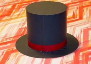 Cómo hacer sombreros de magos