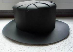Hacer sombreros de magos