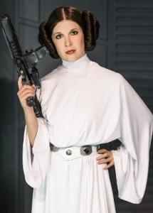 Cómo hacer un disfraz de la princesa Leia