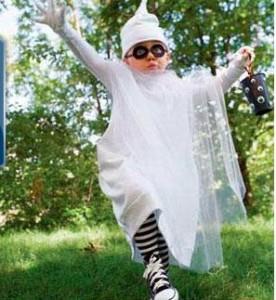 Disfraces de miedo para niños