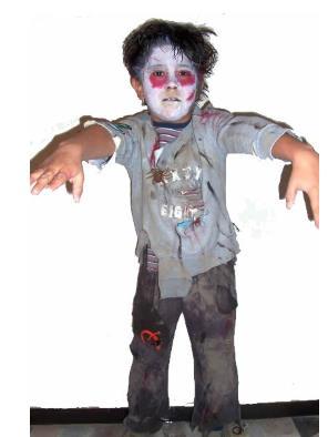 Disfraces De Miedo Para Niños Divertidos