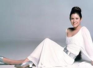 Disfraz casero de la princesa Leia
