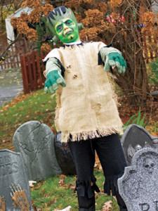 5 disfraces para halloween de miedo