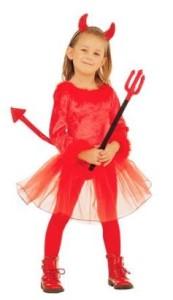 Disfraces infantiles para hallowen