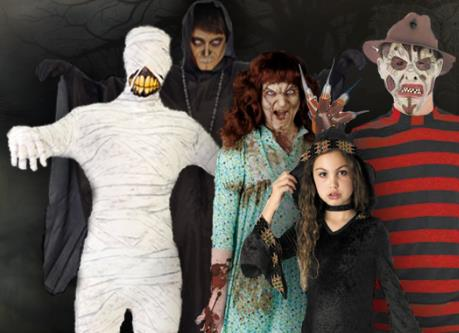 disfraces de halloween en grupo