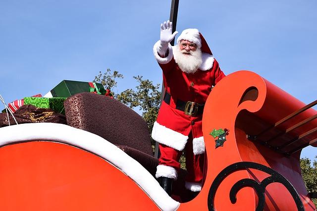 Empresas para contratar un Papá Noel en Valencia