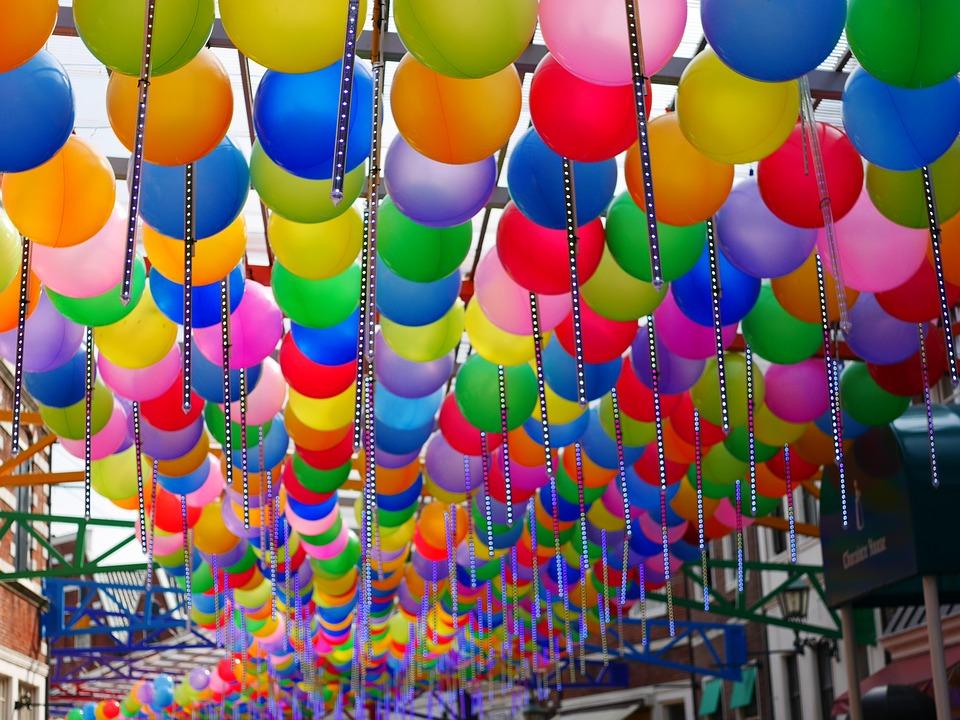 Aprende hacer decoraciones con globos de manera rápido y simple