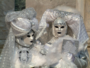 Los mejores trajes del carnaval de Venecia