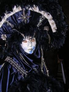 Disfraces creativos para el carnaval de Venecia