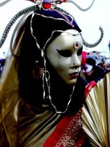 Disfraces novedosos para el carnaval de Venecia