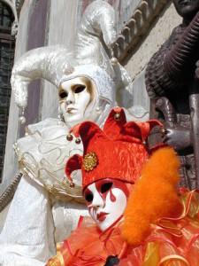 Disfraces personalizados para el carnaval de Venecia