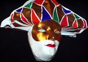 Máscaras originales para niños fáciles