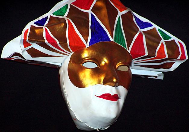 Como Hacer Mascaras Originales Para Ninos Carnaval Yumcha