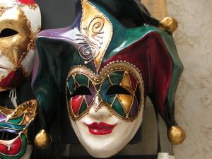 Máscaras originales para niños para el carnaval