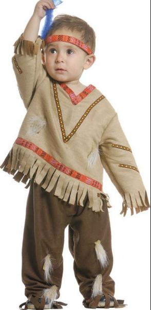 Disfraz barato para niños