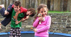 Juegos divertidos y participativos para niños